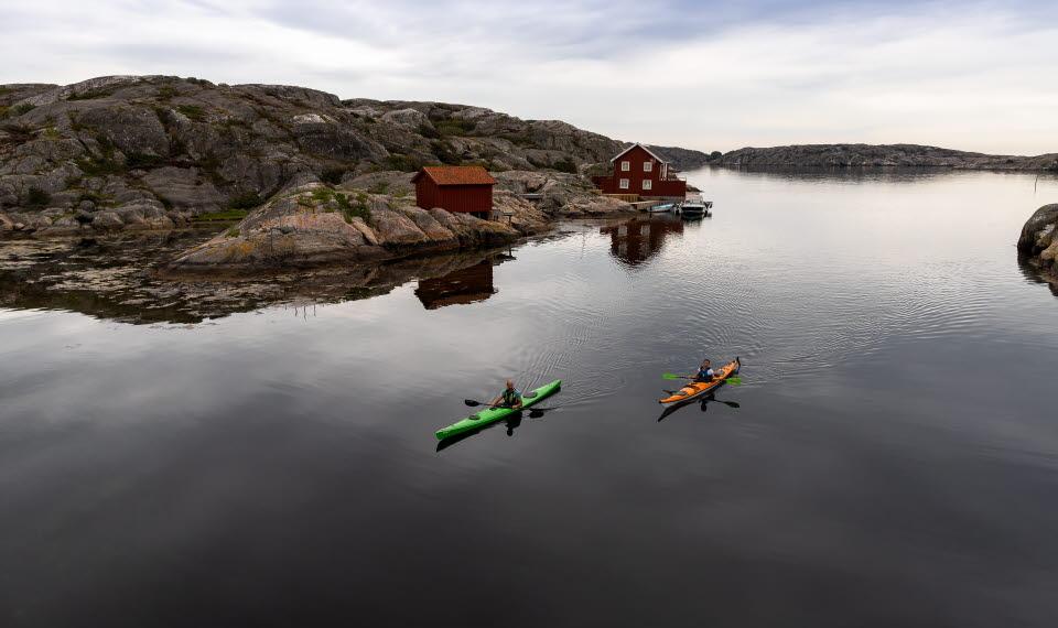 Kayak in Skärhamn