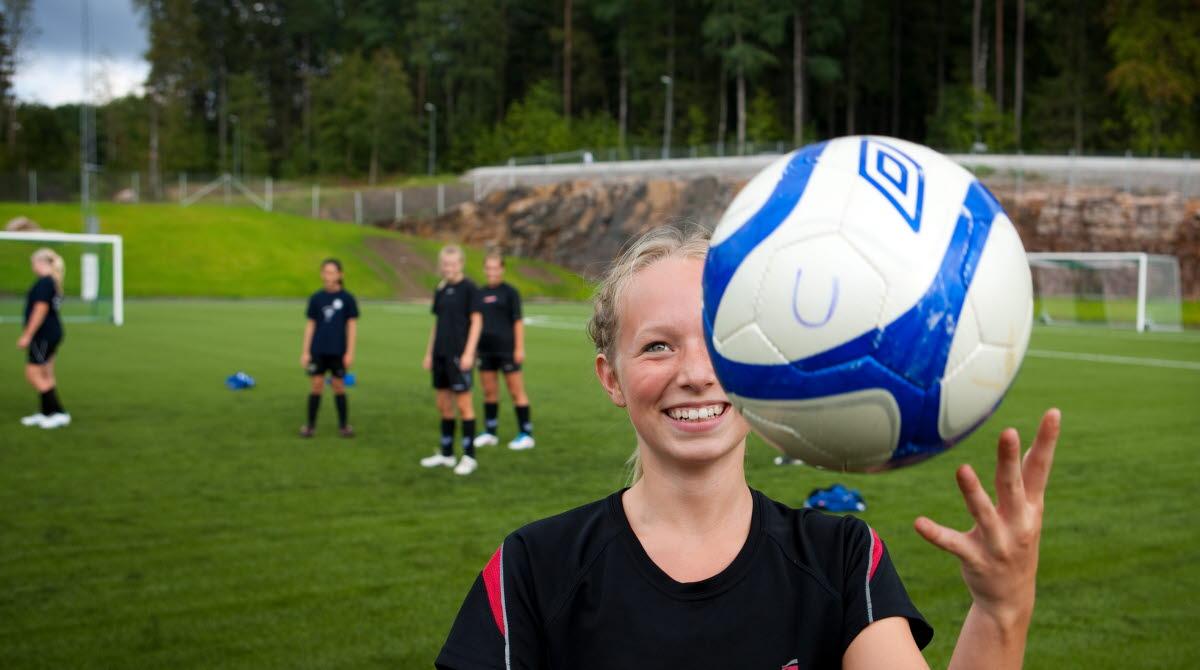Lassalyckan i Ulricehamn är en unik sportanläggning