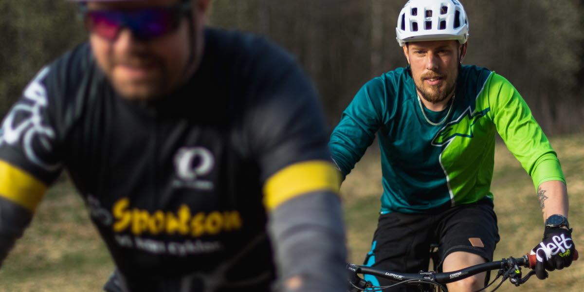 cyklister i Tibro