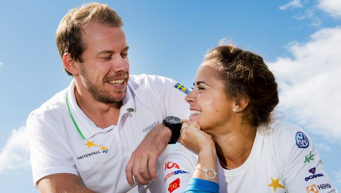 Anna och Emil Jönsson Haag