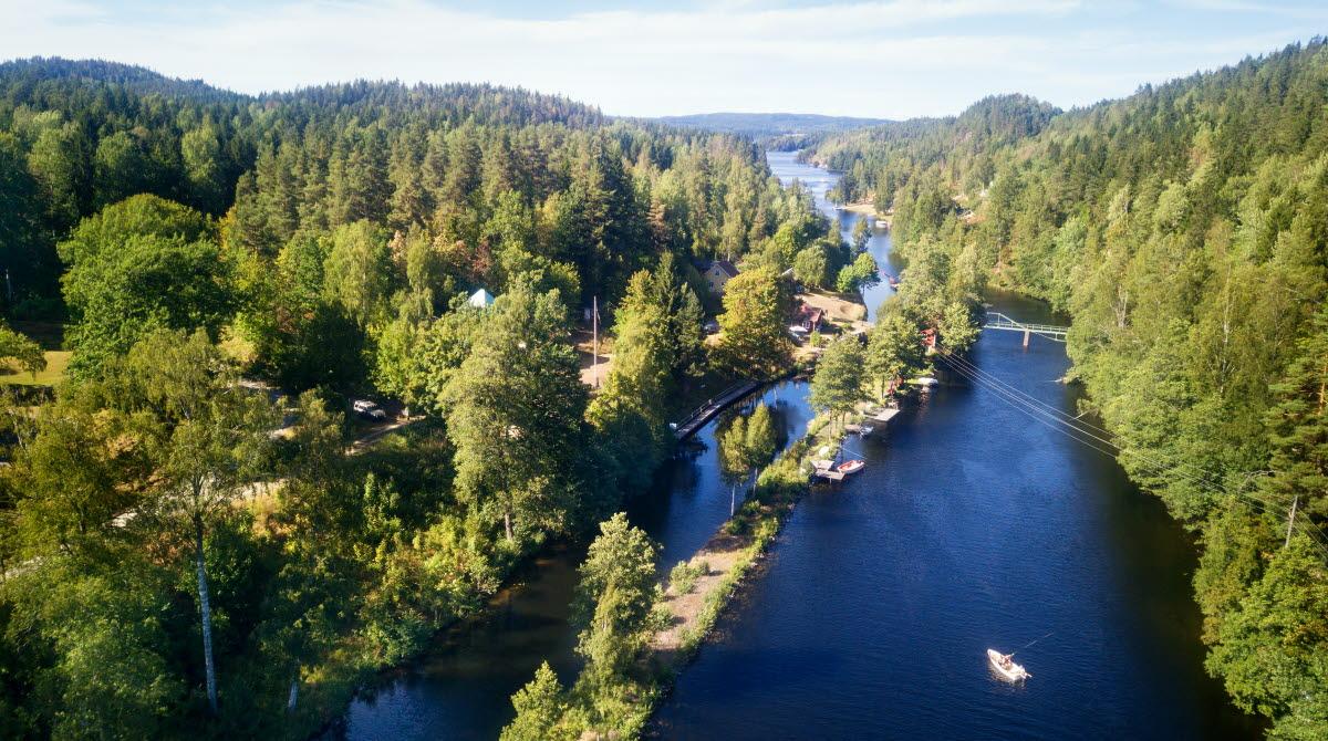 Naturen i Dalsland