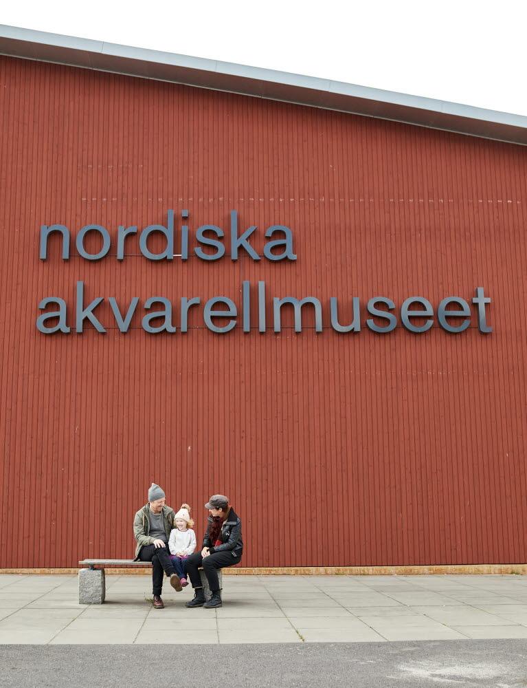 Akvarellmuseet, Skärhamn