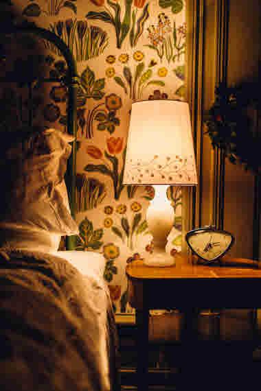 Villa SjötorpBed Room- Photo Cred Jeska Hearne, Lobster & Swan