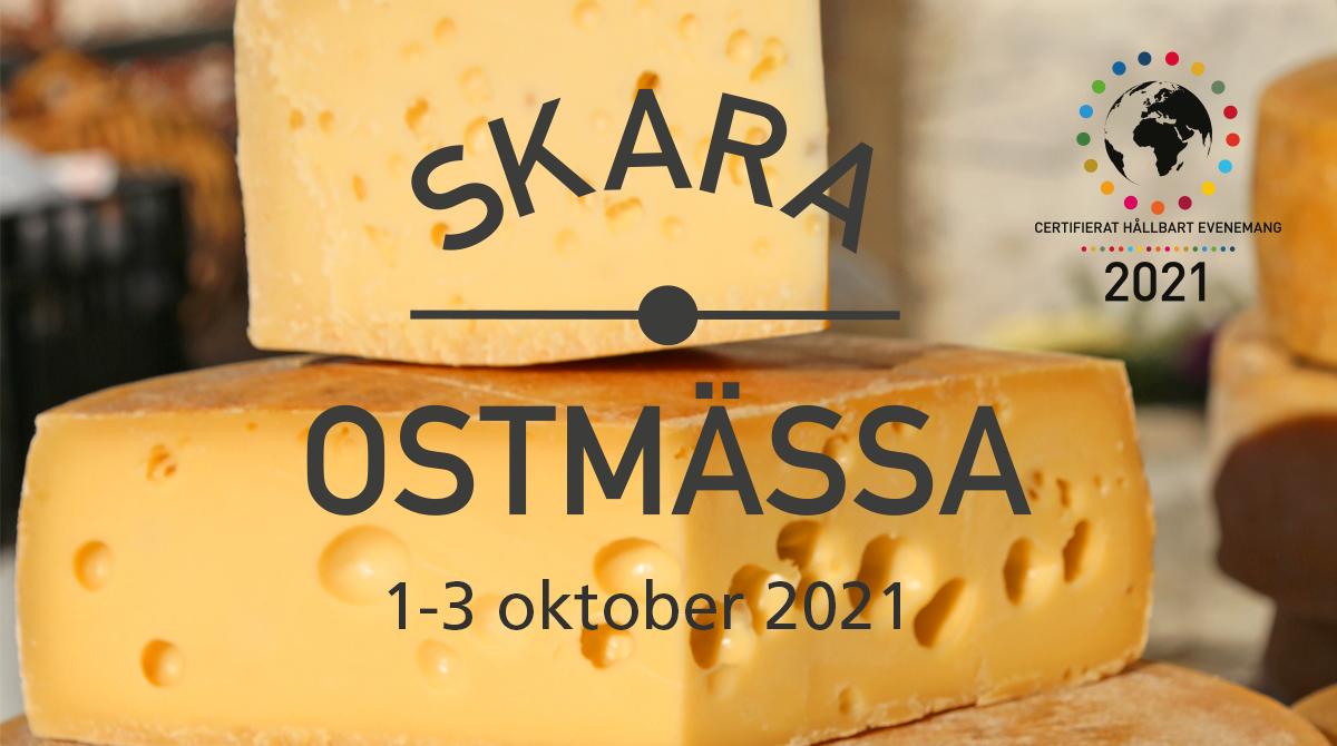 Skara Ostmässa 2021
