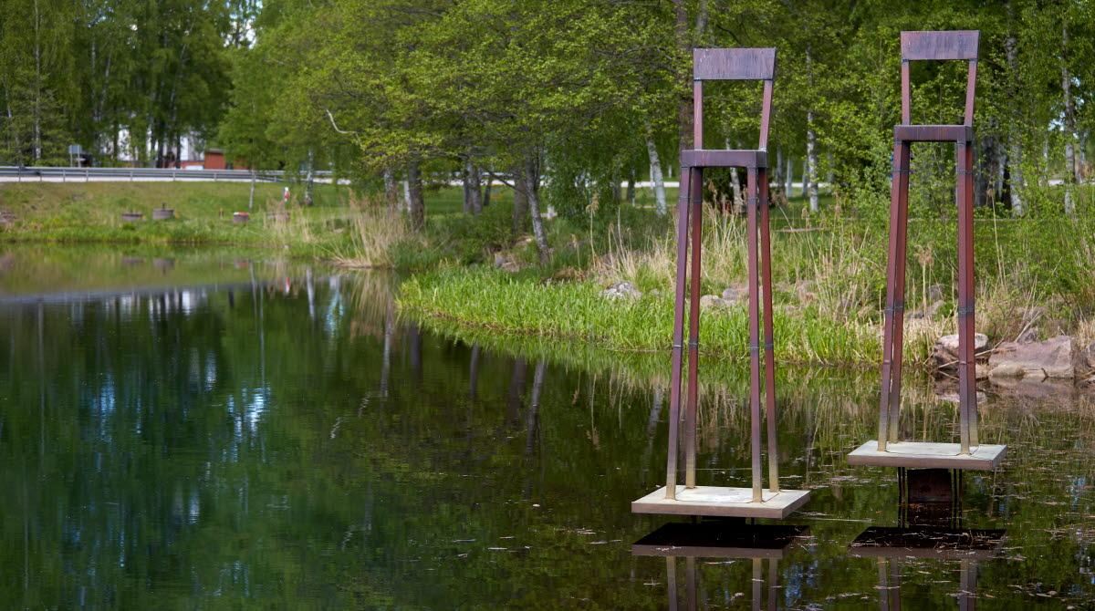 Naturbilder Tibro, Ånaplan och Tidanån
