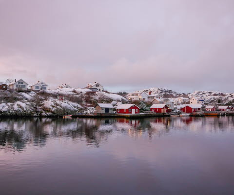 Vinter i Bohuslän
