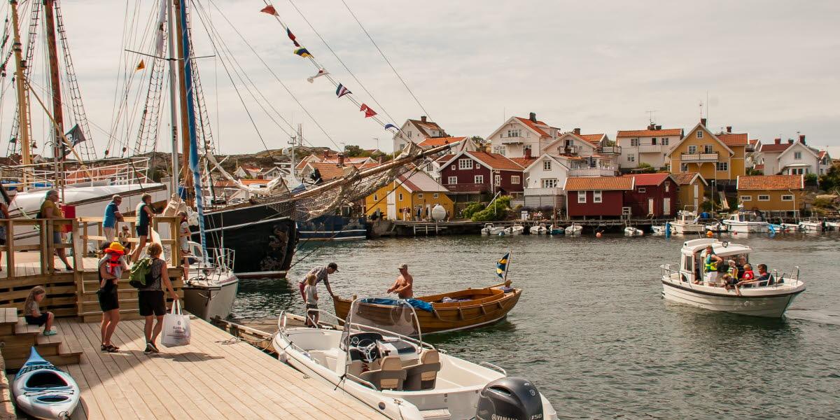 Grundsunds Harbour