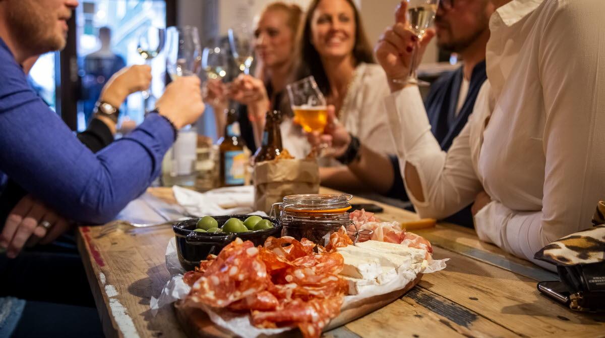 Njut av mat och dryck i Ulricehamn