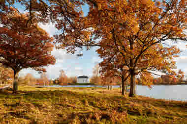 Autumn at Torpa Stenhus - Photo Cred Jonas Ingman
