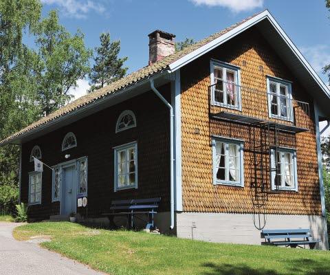 Gammelgårdens vandrarhem, Bengtsfors