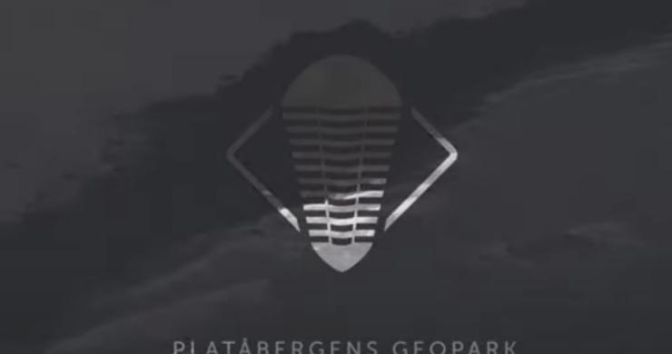 Startbild till film om Platåbergens geopark