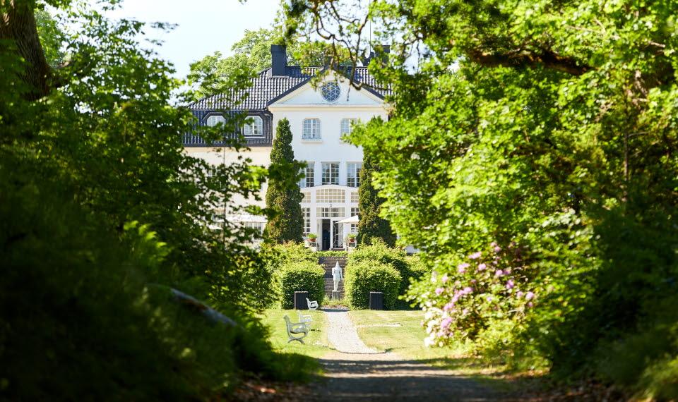 Baldersnäs Manor in Dalsland