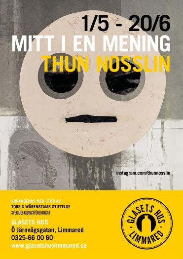 Konstutställning Thun & Nosslin