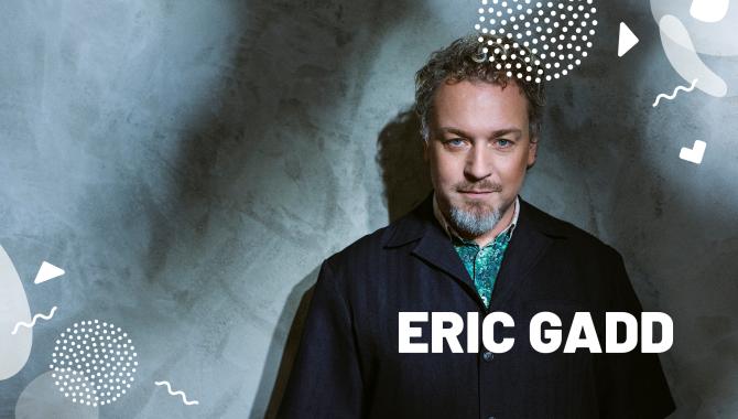 Artisten Eric Gadd under Fallens Dagar