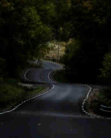 crocked road- Photo Cred Magnus Dovlind
