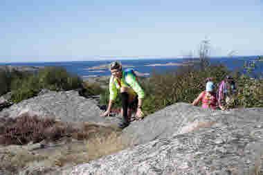 Walk at Ramsvikslandet- Photo cred Jonathan Fernström