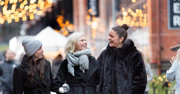 Christmas market at Nääs Fabriker