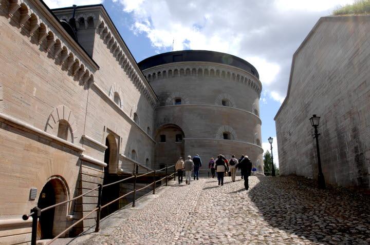 Karlsborgs Fästning.
