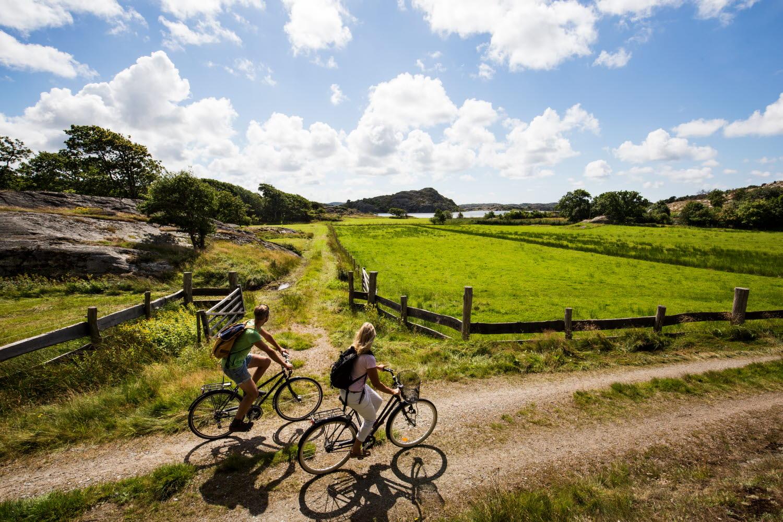 Cykel Tjörn-Pilane Hagar - Photo Cred Roger Borgelid