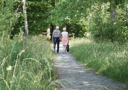 Pensionär i Grästorp