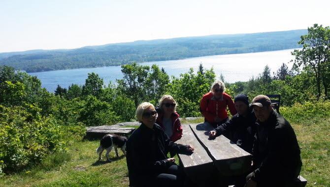 Rude Kulle är en utsiktsplats i Ulricehamn. Här finns grillplats och magisk panoramavy över sjön Åsunden.
