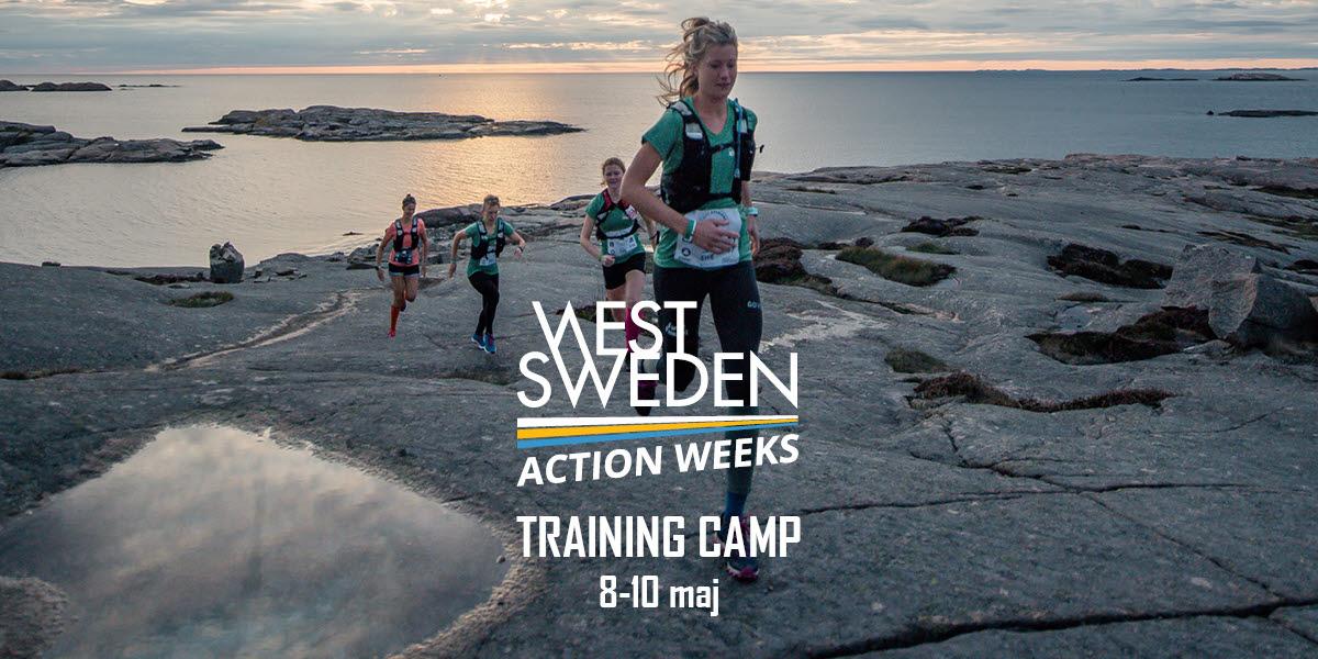 West Sweden Action Weeks Training Camp.