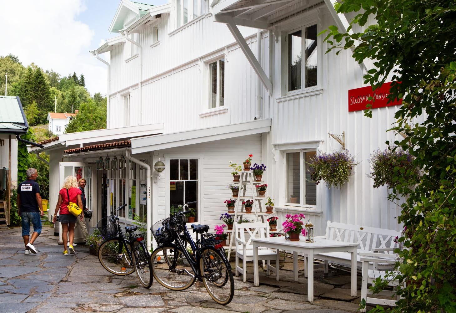 Cykel Orust-Slussen Pensionat - Photo Cred Roger Borgelid