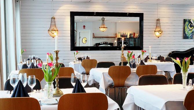 Restaurangen på Ulricehamns kallbadhus