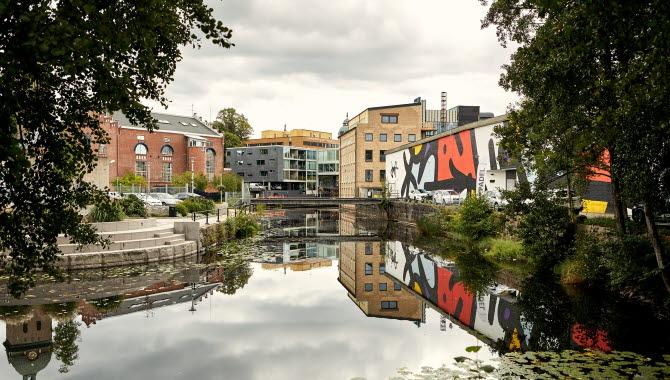 Streetart in Borås