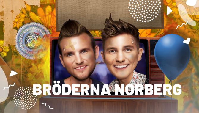 Artisterna Bröderna Norberg på Fallens Dagar