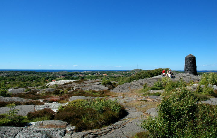 View from the Valfjäll on Sydkoster