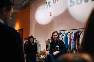 Textile Fashion Center- Photo Cred Faramarz