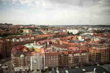View over Gothenburg- Photo Cred Robert Dahlberg