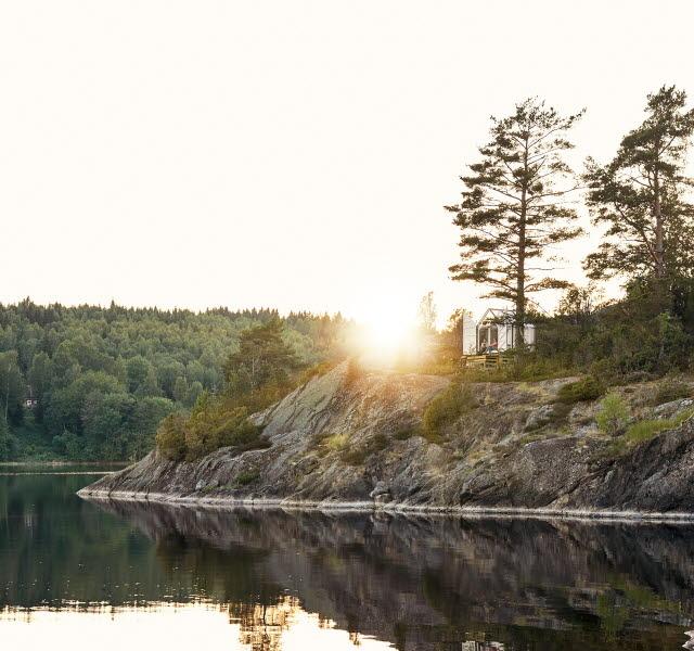 Glashus i Dalsland