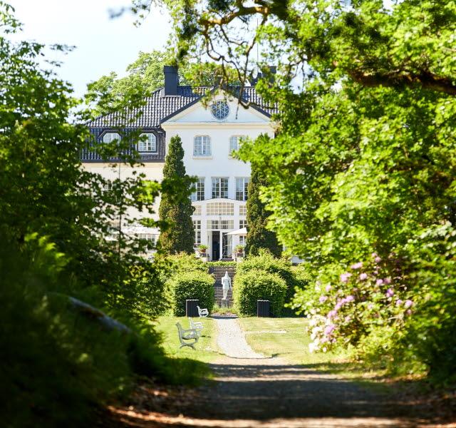 Baldersnäs Herrgård i Dalsland
