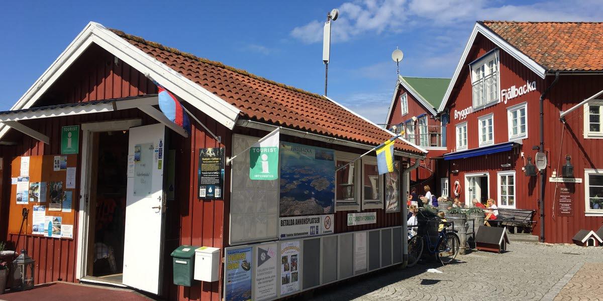 Fjällbacka turistinformation