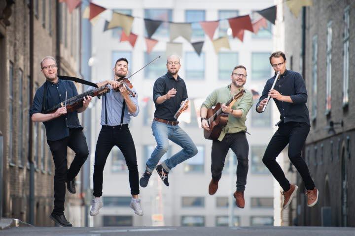 Kvintetten Jaerv