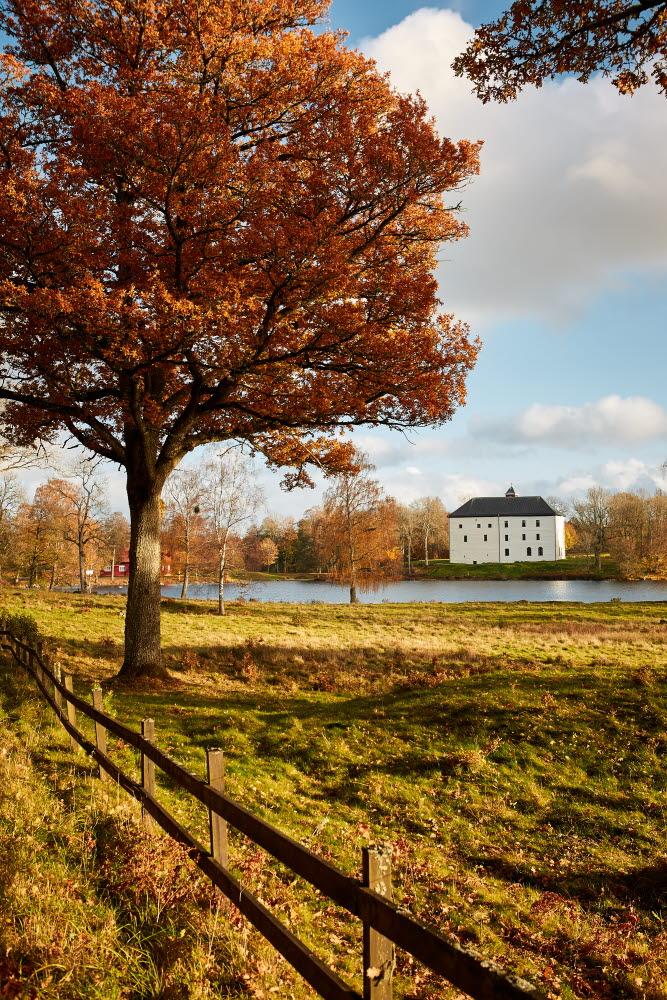 Autumn at Torpa Stenhus - Photo Cred Jonas Ingman