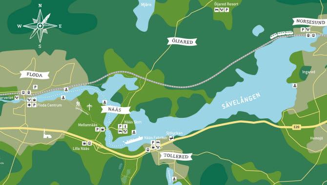Karta Sävelången