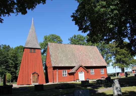 Bredsäters kyrka.