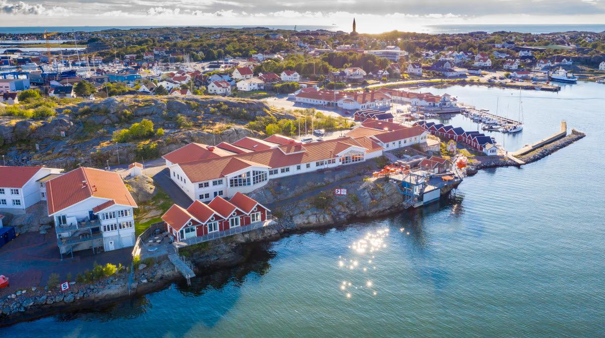 Ömc kurshotell vid havet på Öckerö