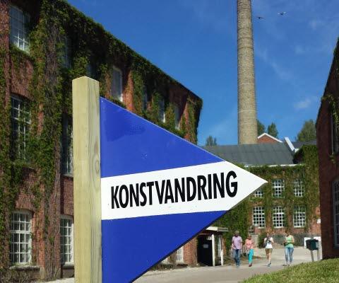 Konstvandring i Dalsland