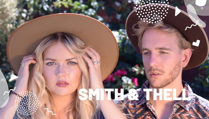 Artisterna Smith och Thell