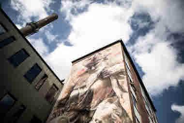 Street Art- Photo Cred- Robert Dahlberg