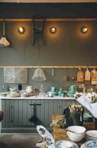 The Kitchen- Photo Cred Jeska Hearne, Lobster & Swan