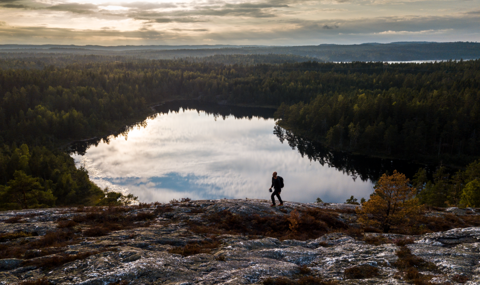 Walk in the nature of Dalsland