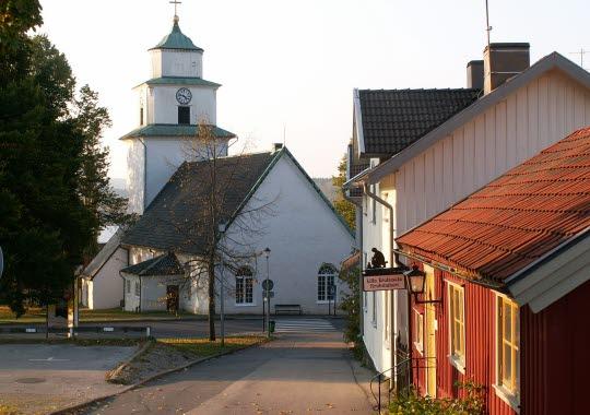 Sights in Ulricehamn