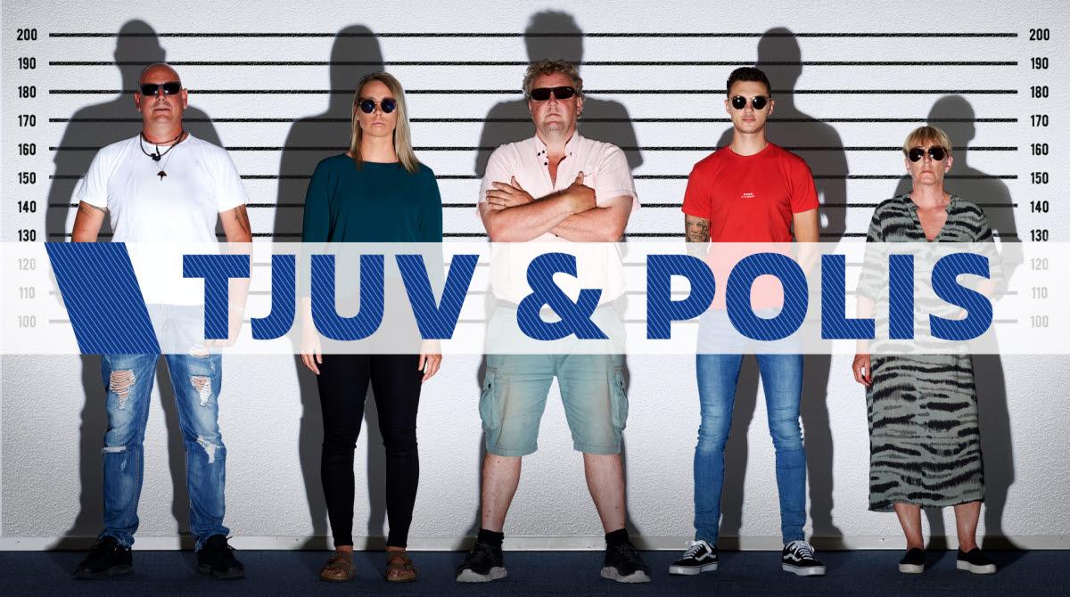 Tjuv & Polis logga