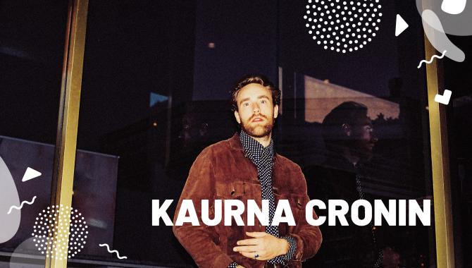 Artisten Kaurna Cronin under Fallens Dagar