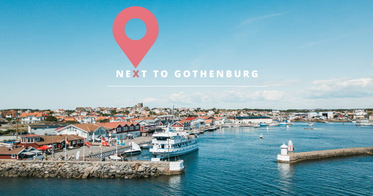 Next to Gothenburg